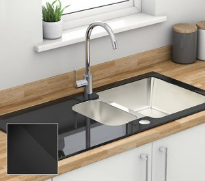 Sinks Under Mounted Inset
